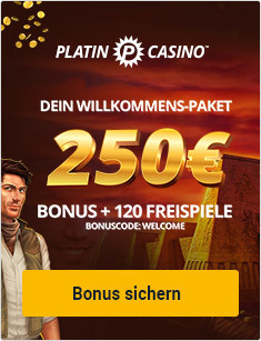 Platin Casino Promo